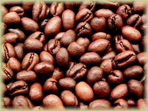 Tanzanian Kilimanjaro Peaberry Coffee, Medium Roast Whole Beans 2 / 1 Pound Bags