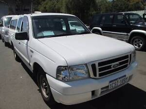 2004 Ford Courier Ute Mandurah Mandurah Area Preview