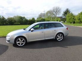 Seat Exeo Sport CR TDI, excellent condition, FSH, MOT'd, 102576 miles,