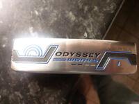 Odyssey Works Versa 1 putter