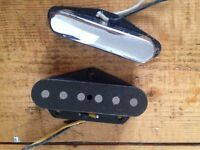 Fender Telecaster American Vintage 52' Pickups from a 52' AVRI