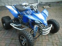 yamaha 450 in mint condition with lots of extras