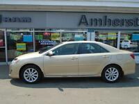 2012 Toyota Camry XLE with sunroof