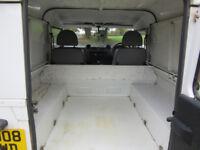 Land Rover Defender 90 Hard Top 2.4Tdci, 2008 (08 Reg) NO VAT
