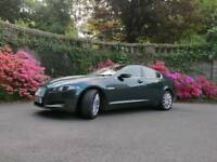 Jaguar XF (premium luxury) new shape