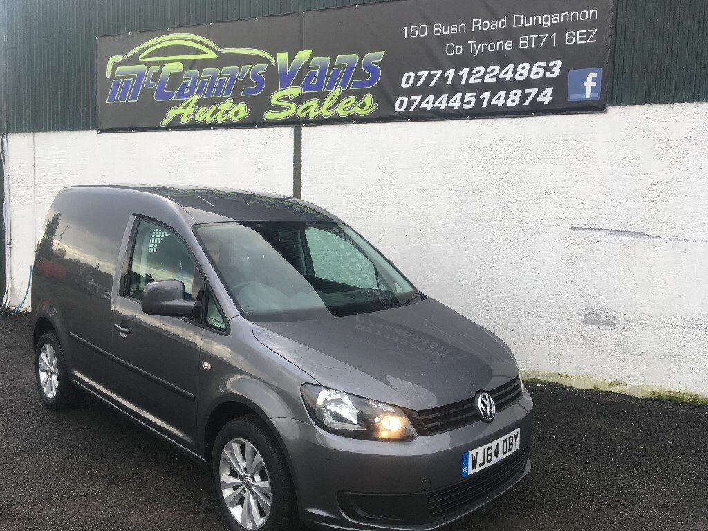 2014 CADDY TRENDLINE 1 OWNER FULL SERVICE HISTORY*FINANCE AVAILABLE*