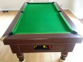 Professional Billiard pool table