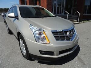 2012 Cadillac SRX Luxury Collection AWD
