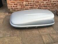 Halfords 420L Roof Box