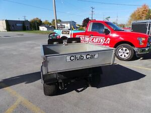 2005 club car Carryall TURF 2  GAS Belleville Belleville Area image 9