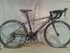 "New Dawes Academy Road 24"" Lightweight Aluminium Carbon Bike - RRP £499.99"