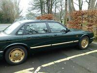 Jaguar XJ 6 sport classic,
