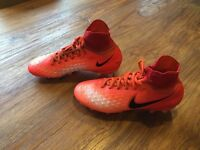 Football Nike magista obra sock boot size 3 £35.00
