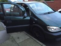 Decent Vauxhall 7 seater 1.6 petrol 79000 miles 2004 year