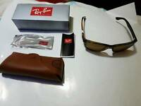 Original Ray Ban RB4181 Aviator Sunglasses
