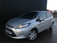 2009 Ford Fiesta 1.4 TDCi Style + 5dr 1 Previous Owner, 2 Keys, £20 Per Year Road Tax Low Insurance