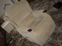Used Celebrity Electric Reclining Armchair