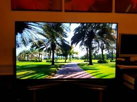 "50"" SAMSUNG SMART WIFI LED HD TV BUILT IN FREEVIEW WITH REMOTE"