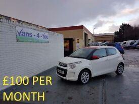 2014 CITROEN C1 1.0 FEEL FREE ROAD TAX * FINANCE FROM £25 PER WEEK *