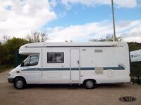 Mercedes Autotrail Mohican SE AUTOMATIC - 2002/02 for sale at Kent Motorhome Centre