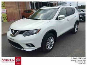 2014 Nissan ROGUE AWD SV-CRUISE-BLUETOOTH-TOIT PANORAMIQUE