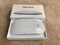 APPLE MAGIC MOUSE 2, BOXED 1 MONTH OLD PRISTINE CONDITION WITH WARRANTY rrp £79
