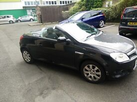 VAUXHALL TIGRA Low milage 12 months MOT 32,000 miles