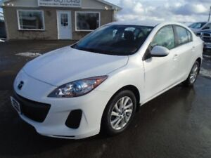 2013 Mazda MAZDA3 GS-SKY Automatic Alloys ONLY 37,000KMS