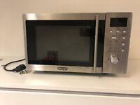 Delonghi Silver 800watt Microwave
