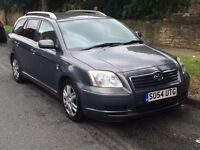 2005 Toyota Avensis 2.0 D-4D T3-S 5dr diesel estate grey***p/x to clear no offers