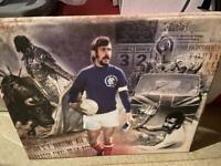 Rangers Legends Canvas Pictures