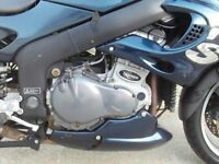 Triumph Sprint 955i RS ENGINE £350 Tel 07870 516938 TESTED Great Runner Anglesey
