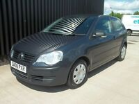 2008 Volkswagen Polo 1.2 E 3dr, Full Vw Service History, 2 Keys, 1 Previous Keeper, May Px