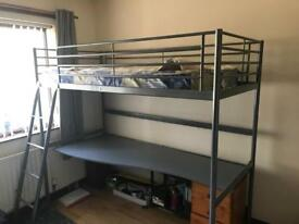 Loft bed for sale