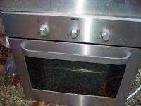 ZANUSSI oven inset repair or spare