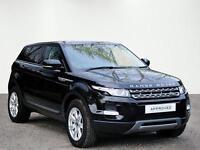 Land Rover Range Rover Evoque TD4 PURE (black) 2012-10-19
