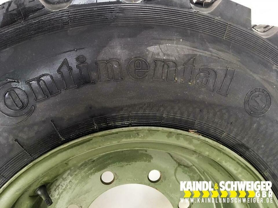 4 Stück 12.5R20, 12.5-20 Continental MPT MIL Unimog Reifen Felge in Moosburg a.d. Isar