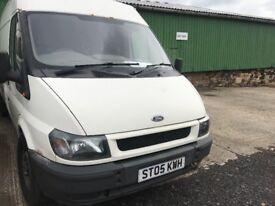 FORD transit LWB runs perfect cheap @£950