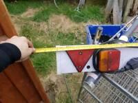 Towing board 4ft light board