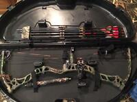 Bowtech airborne bow