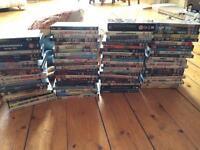 85+ dvds