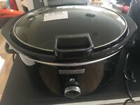 Brand new slow cooker crockpot
