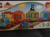 BRAND NEW Lego Duplo train