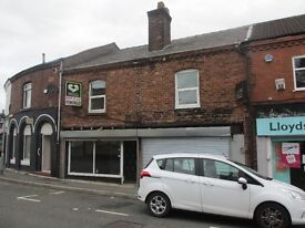 SHOP TO LET PLANNING PERMISSION FOR HOT FOOD TAKE AWAY: REF: G8769