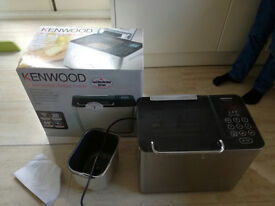 Top of the Range Bread Maker as new with box and instructions