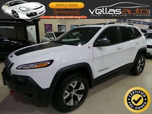 2016 Jeep Cherokee TRAILHAWK**NAVIGATION**PANORAMIC RF**4WD**