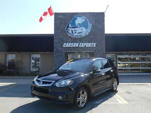 2008 Acura RDX LOOK! Technology Package! FINANCING AVAILABLE!