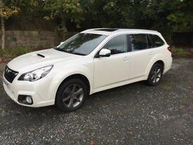 2014 (64) Subaru Outback 2.0 D SX 4X4 Estate