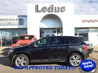 2014 FORD EDGE LTD - 1 OWNER LOADED NAV - GET APPROVED TODAY!