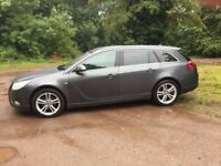 VAUXHALL INSIGNIA SRI 2.0 TURBO PETROL 6 SPEED AUTOMATIC 4X4 ESTATE 217BHP